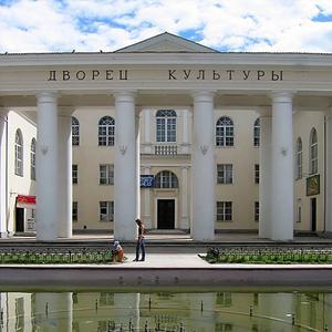 Дворцы и дома культуры Приобья