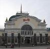 Железнодорожные вокзалы в Приобье