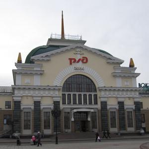Железнодорожные вокзалы Приобья