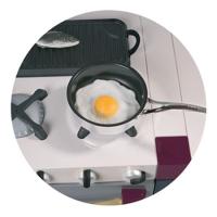 Берлога - иконка «кухня» в Приобье